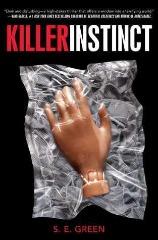 {Review+Giveaway} Killer Instinct by @SEGreenAuthor @simonteen #pulseit