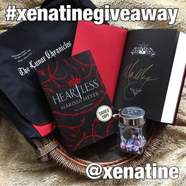 Have you seen this awesome giveaway from xenatine to celebratehellip