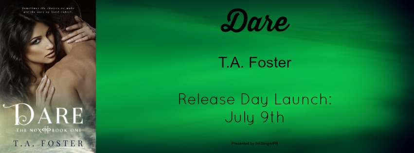 {Release Day Review+Giveaway} Dare by T.A. Foster @TAFosterwriter