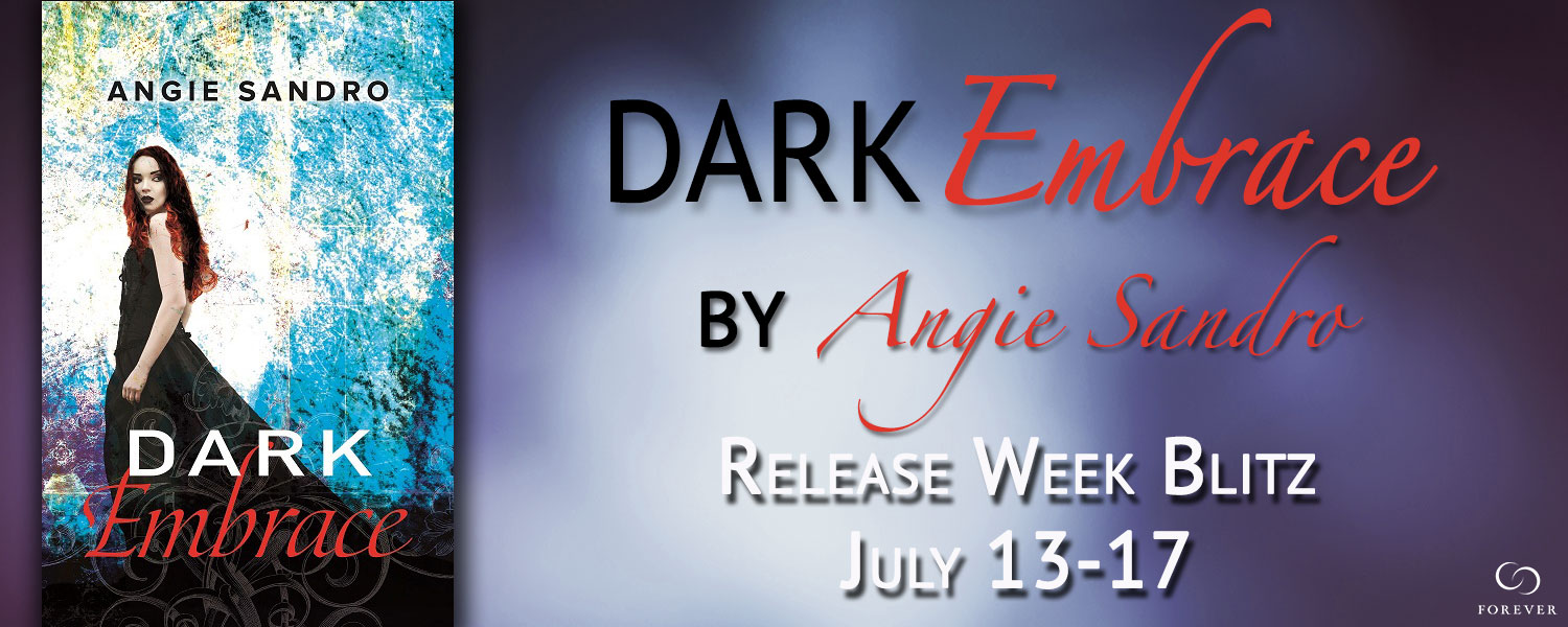 {Review+Giveaway} Dark Embrace by @AngieSandro @ForeverRomance