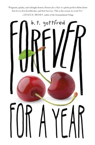 {Review+Giveaway} #ForeverForAYear by @CrazyGottfred @HenryHolt