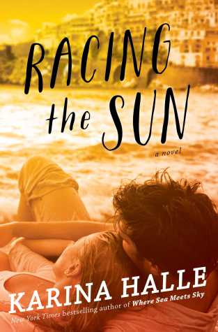 {Review+Giveaway} Racing the Sun by Karina Halle @metalblonde @AtriaIndies