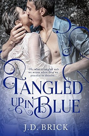 {Review} Tangled Up in Blue by J.D. Brick