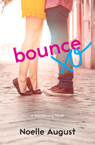 {Review+Giveaway} Bounce by @Noelle_August @Morrow_PB