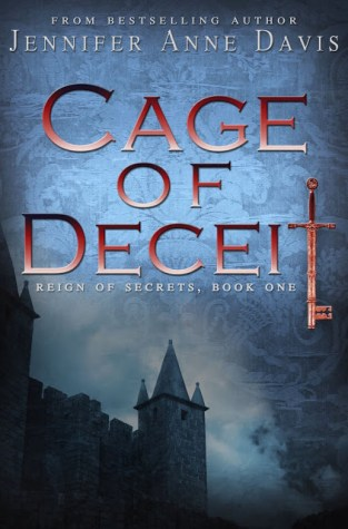 {ARC Review+Giveaway} Cage of Deceit by Jennifer Anne Davis @AuthorJennifer