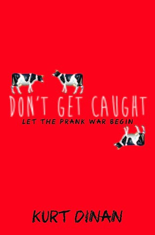 {Interview+Giveaway} #DontGetCaught @KurtDinan @SourcebooksFire