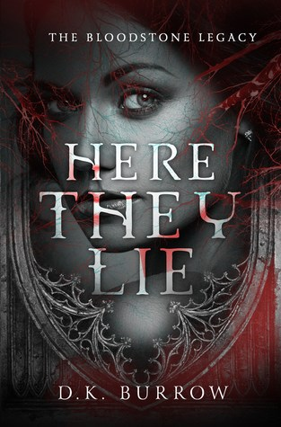 {ARC Review+Giveaway} Here They Lie by D'Ann Burrow @DKBurrow