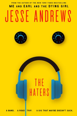 {Book Trailer+Giveaway} #TheHaters by @_Jesse_Andrews_ @abramskids
