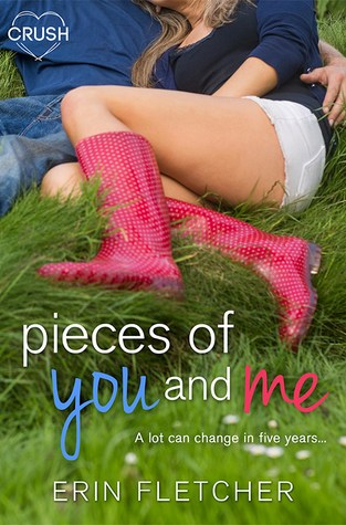 {Review+Giveaway} Pieces of You and Me by Erin Fletcher @ErinFletcher11