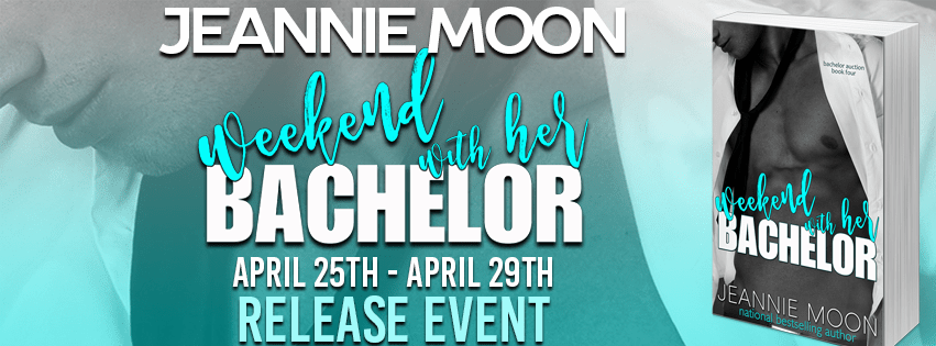{ARC Review+Interview+Giveaway} Weekend with her Bachelor by @Jeannie_Moon