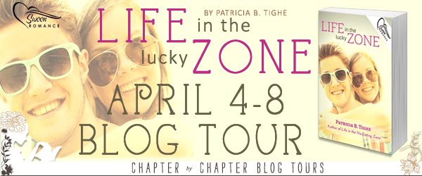 {Review+Giveaway} Life in the Lucky Zone by @patriciabtighe @swoonromance