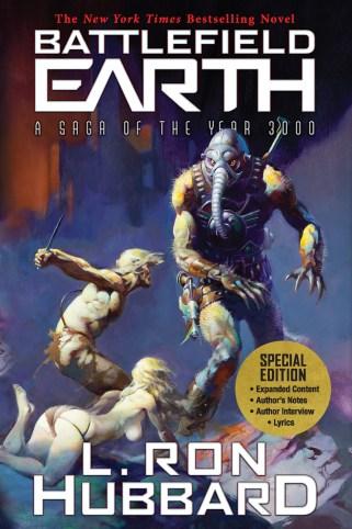 Battlefield Earth - Book Cover