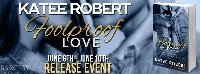 {Review+Giveaway} Foolproof Love by @Katee_Robert @BrazenBooks @entangledpub