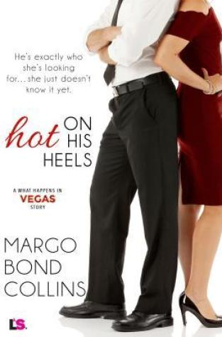 {Review} Hot on His Heels by Margo Bond Collins