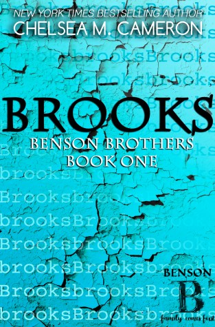 {Review} Brooks by Chelsea M. Cameron @chel_c_cam