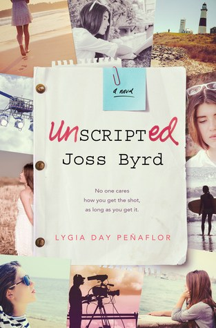 {Review} UNSCRIPTED JOSS BYRD by Lygia Day Peñaflor