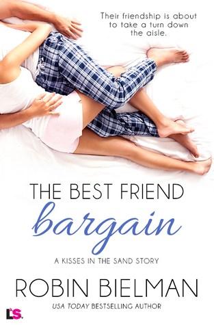 {Review+Giveaway} The Best Friend Bargain by @RobinBielman @entangledpub