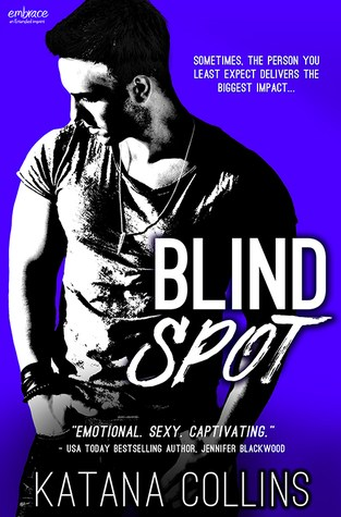 {Review+Giveaway} Blind Spot by @KatanaCollins