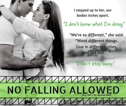 No Falling Allowed Teaser 1