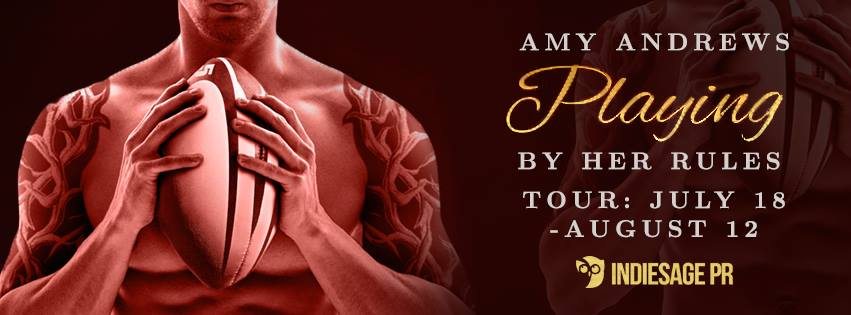 {Review+Giveaway} Playing by Her Rules by @AmyAndrewsbooks @BrazenBooks