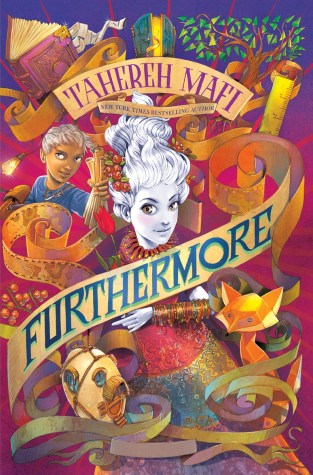{ARC Review+Giveaway of #TaherehMafi 's favorite things} #Furthermore by @Tahereh Mafi