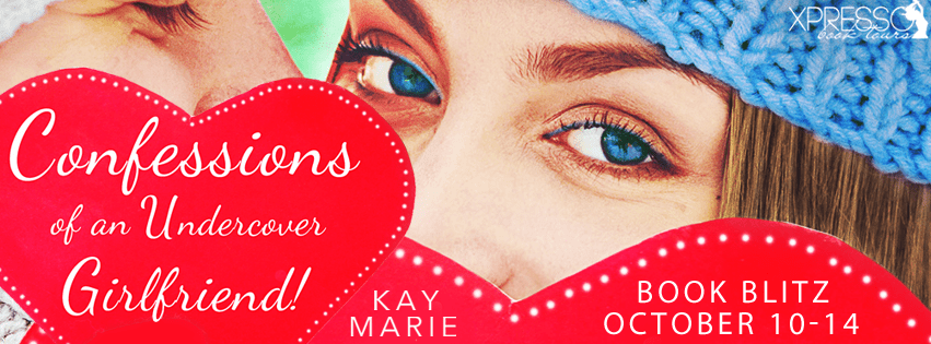 {Mini Review+Excerpt+Giveaway} Confessions of an Undercover Girlfriend by Kay Marie @daviskaitlyn
