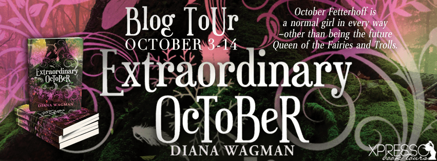 {ARC Review+Giveaway} Extraordinary October by @DianaWagman