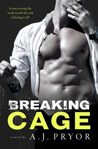 {Review+Giveaway} Breaking Cage by AJ Pryor @ajpryor1