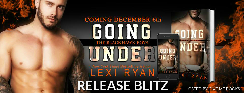 {Release Day Review+Excerpt+Giveaway} Going Under by Lexi Ryan @writerlexiryan