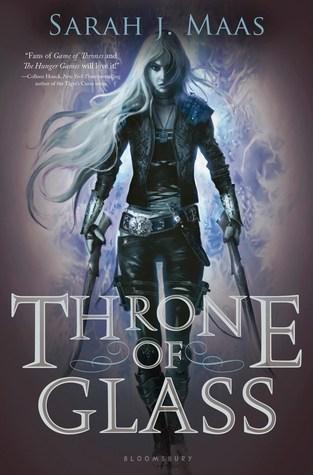 {Review} Throne of Glass by Sarah J. Maas @SJMaas @bloomsburykids