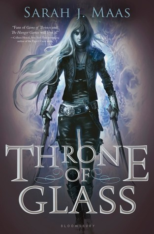 {Review} Throne of Glass by Sarah J. Maas @SJMaas @bloomsburykids