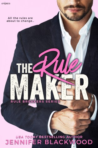 {Review+Giveaway} The Rule Maker by Jennifer Blackwood @Jen_Blackwood @EPEmbrace