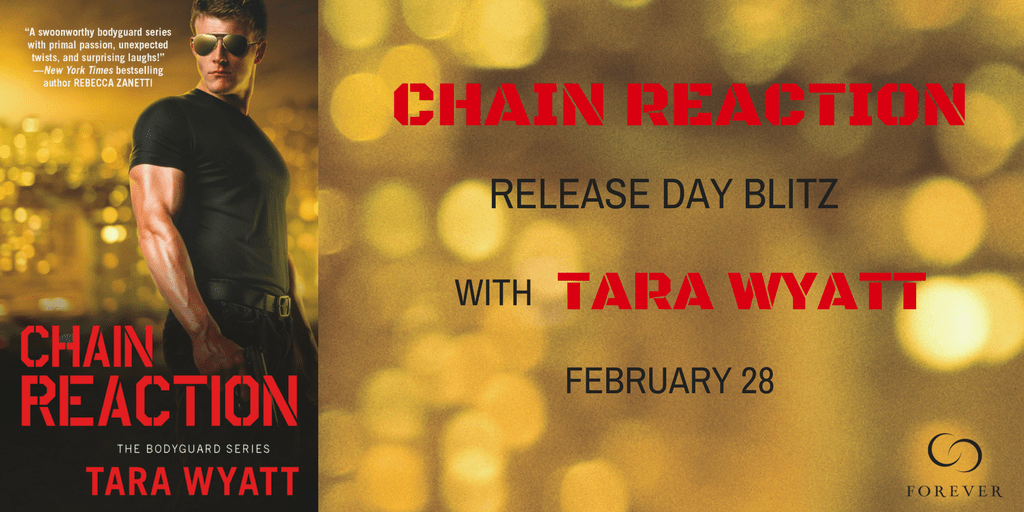 {Release Day Review+Giveaway} CHAIN REACTION by Tara Wyatt