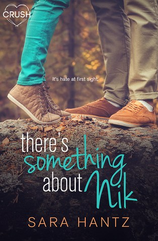{Review} There's Something About Nik by Sara Hantz