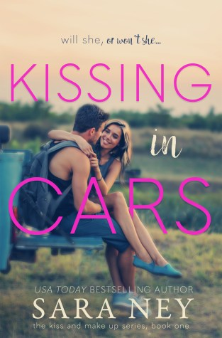 {Review} Kissing in Cars by @SaraNey