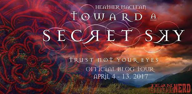 {Review+Random Things+Giveaway} TOWARD A SECRET SKY by @HeatherMaclean @BlinkYABooks 