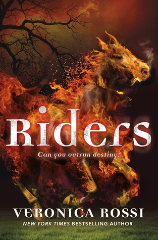{Review} Riders by Veronica Rossi @RossiBooks @TorTeen