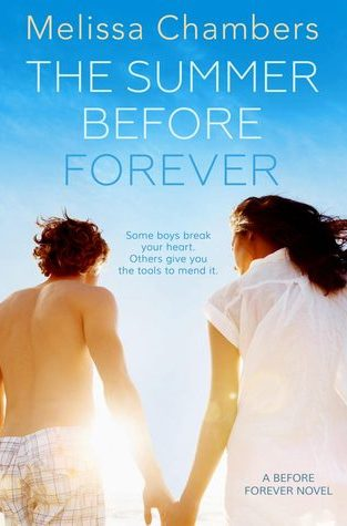 {Review+Giveaway} The Summer Before Forever by @MelChambersAuth @EntangledTeen