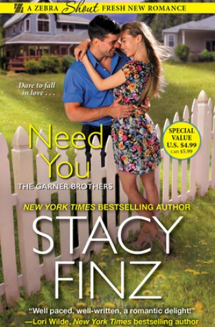{ARC Review} Need You by Stacy Finz @sfinz @KensingtonBooks ‏