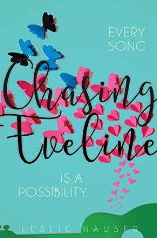 {Review+Giveaway} Chasing Eveline by Leslie Hauser @lhauser27 @PenNamePublish 