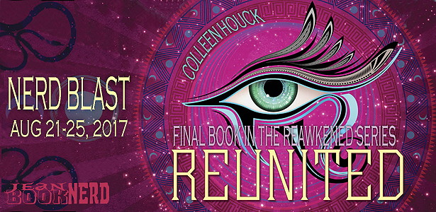 {Excerpt+Giveaway} REUNITED by @ColleenHouck @DelacortePress ‏