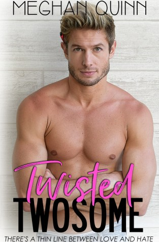 {Review} Twisted Twosome by @AuthorMegQuinn ‏