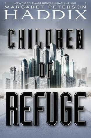 {Guest Post+Giveaway} Children of Refuge by Margaret Peterson Haddix @mphaddix @SimonKIDS 
