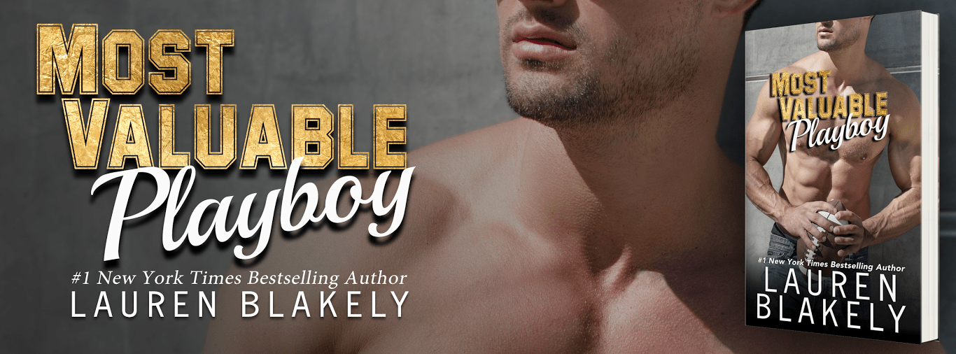 {Release Day Review+Giveaway} Most Valuable Playboy by Lauren Blakely