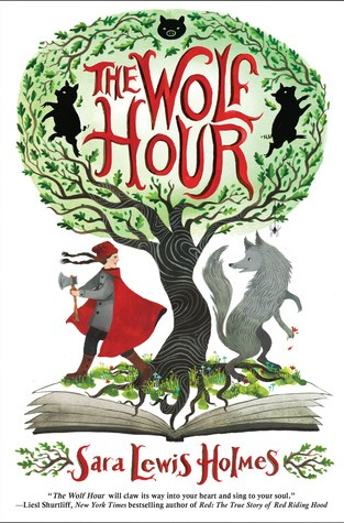 {Review} The Wolf Hour by @SaraLewisHolmes @AALBooks @ScholasticBooks