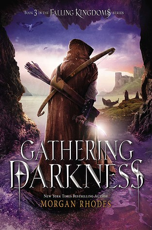 {Review+Giveaway} Gathering Darkness by @MorganRhodesYA @PenguinTeen