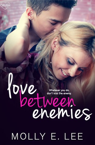 {Review} Love Between Enemies by @MollyELee @EntangledTeen