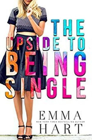{Review} The Upside to Being Single by Emma Hart @EmmaHartAuthor