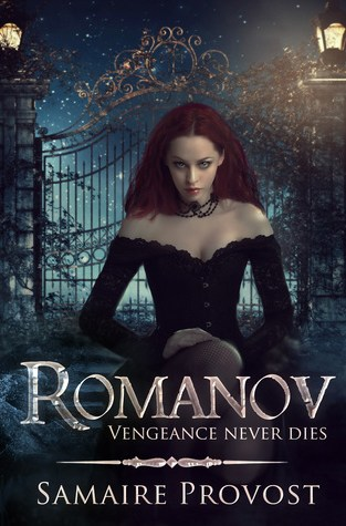 {Review+Giveaway} Romanov by Samaire Provost