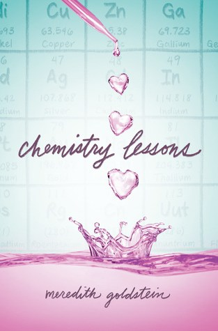 {Review+Giveaway} Chemistry Lessons by Meredith Goldstein @MeredithGoldste
